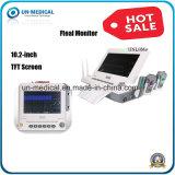 10.2-pulgadas Medical monitor materno sonda inalámbrica el UNL8mí