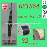 Anti Ant&Rodent cavo di fibra ottica esterno di GYTS54 per le telecomunicazioni