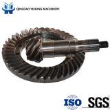 BS6162 6/35는 주문을 받아서 만들어진 후방 드라이브 차축 차 트럭 기어 나선 비스듬한 기어일 수 있다