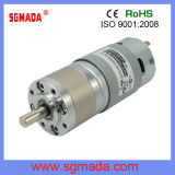 Pg36m555 C.C Planetary Gear Motor pour Automatic TV Rack