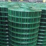 UVstall Belüftung-überzogenes grünes überzogenes geschweißtes Ineinander greifen