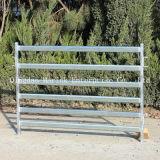 Pátio de gado galvanizado Hot-Dipped Painel da Barragem com tubo redondo ou o tubo quadrado