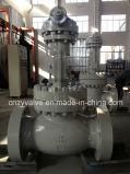 Válvula de portão controlada por motor elétrico Dn200 Pn64 (Z941Y-DN200-64C)