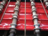Qualité ridée galvanisée couvrant le panneau