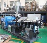 Línea de producción de tubería de PVC plástico máquina extrusora