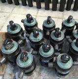 Bajo el cilindro hidráulico telescópico de la carrocería para el carro de vaciado