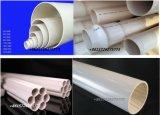 Cabo que Sheathing rosqueando a linha de produção PVC da tubulação CPVC UPVC