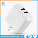 Voyage RoHS Electric 5V 2.1A chargeur mural USB portable