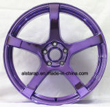 De Randen van het wiel/AutoWielen Wheels/Auto Parts/Car Wheels/Alloy