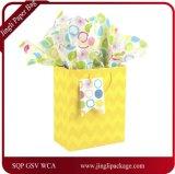 Bolso de Kraft, bolsas de papel para las compras, bolsa de papel de Kraft, bolsos del regalo