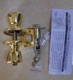Fechamento de bronze do botão, fechamento de porta, fechamento interno Al-Sg6076SA
