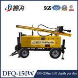 Dfq-150Wの販売のための携帯用井戸の掘削装置