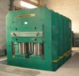 コンベヤーベルトのゴムシートのためのゴム製加硫装置の出版物機械