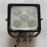 EMC 12V 50W 5X10W LED Marine Work Light