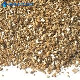 Vermiculita expandida utilizado como preenchedor de pastilhas de travão
