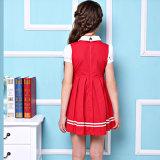 L'uniforme scolaire primaire conçoit la robe d'uniformes scolaires