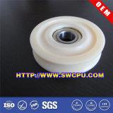 熱い販売のWindowsのローラーのためのプラスチックナイロン/PU車輪