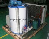Máquina industrial do fabricante de gelo do floco 5t/24h do preço de fábrica para China