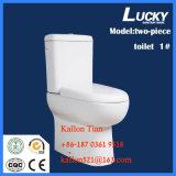 1# туалет Wc отделяются/двухкусочный Washdown керамический в изделиях ванной комнаты санитарных