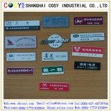 tarjeta caliente del color del doble del ABS de la venta de 1.3m m (600*1200m m) con el alto pegamento para el grabado