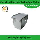 Предварительное подвергая механической обработке изготовление металлического листа сваренное