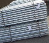 1650mm 호주 Hot-DIP 직류 전기를 통한 Y 별 말뚝 또는 강철 담 포스트