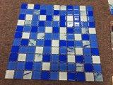 Плитка мозаики бассеина кристаллический стекла