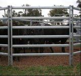 Australia tubo oval Hot-Dipped Corral/acero galvanizados Panel Panel de caballos
