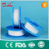 Il nastro di seta con nastro adesivo di seta medico del pacchetto di memoria facile respira
