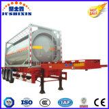 Contenedor de tanque de combustible 20FT o 40FT de acero estándar de carbono de ISO