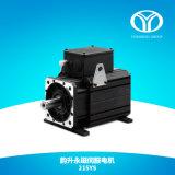 Servo motor da C.A. do ímã permanente (215ysb15f, 215ysb17f, 215ysb20f)