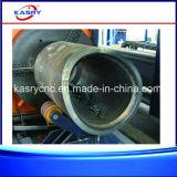 Cortadora de llama del plasma del CNC del tubo de aluminio y del tubo de cobre