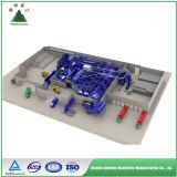 Máquina municipal automática de la segregación de la basura sólida para la planta de reciclaje