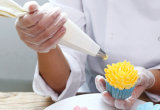 Kleines MOQ Puder freie Wegwerf-Belüftung-Handschuhe für Nahrungsmittelelektronik-Gebrauch
