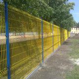 3Vフォールドは販売のための金網の塀を溶接した