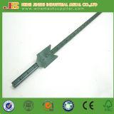 Bon marché 0.95lb/FT, 1.25lb/FT, poste vert en métal T de 1.33lb/FT