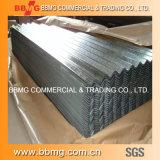 G60 Dx51d caliente/laminó caliente acanalado del material de construcción de la hoja de metal del material para techos sumergido tira de acero galvanizada/del Galvalume