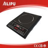 Inducción Cooktop del pulsador de Ailipu con la visualización de LED (SM-A85)