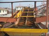 Wasmachine van het Zand van het Zand van het kwarts de Spiraalvormige/de Spiraalvormige Wasmachine van het Zand