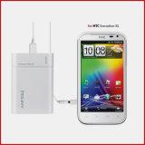 7800mAh carregador da bateria do telefone móvel/Carregador portátil para iPhone