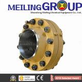Forjado de aço carbono aço soldagem pescoço 300lbs Flange com TUV (KT0312)