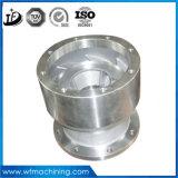 Piezas del bastidor de la precisión del bastidor del metal de la fundición del OEM China