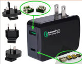 Conector tipo C USB2.0, classificação atual ~ 5A, Durabilidade: 20000 ciclos. OEM / ODM