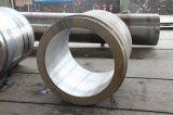 Cilindro forjado em forja de aço inoxidável de liga