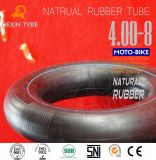 Triciclo Tiro Tuk Tuk tubo interior de triciclo três tubo tubo de borracha natural 4.00-8 Wheeler