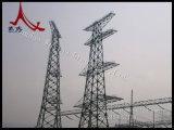 Башня /Tubular башни угла решетки стальная передающей линия башни силы