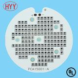 무연 HASL를 가진 전구와 관 전자 널을%s LED PCB