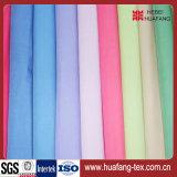 Tejido T/C 65/35 58/59'' de color blanco para comercio al por mayor (HFTC)