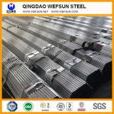 Tubo de acero galvanizado caliente DIP