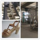 Resina de poliuretano de baixa densidade para alta calcanhar equipamento único